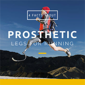 4 Facts About Prosthetic Legs for Running