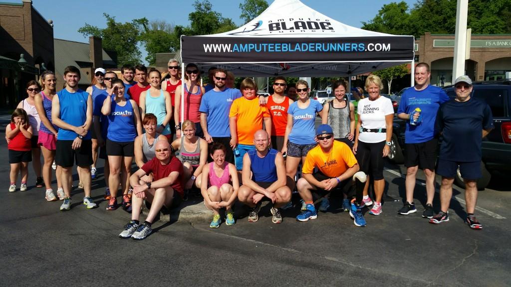 ABR FIVE15 Run May 2015